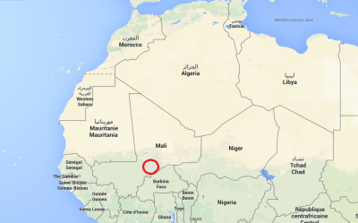 Mali Carte Didentit Les Furet Voyagent