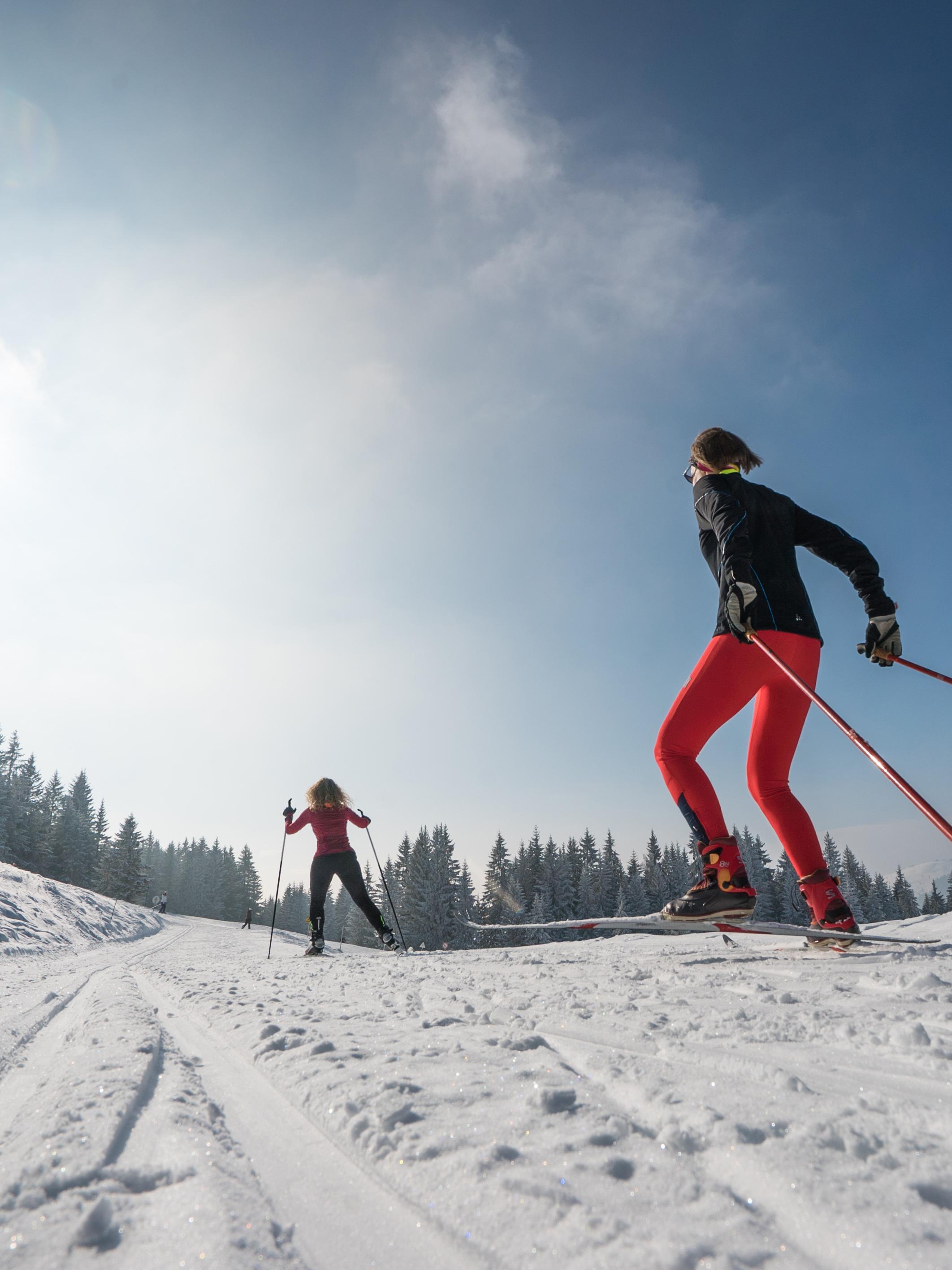Technique Ski De Fond Skating : technique, skating, Nordic, Getaway, Discover, Cross-country, Skiing