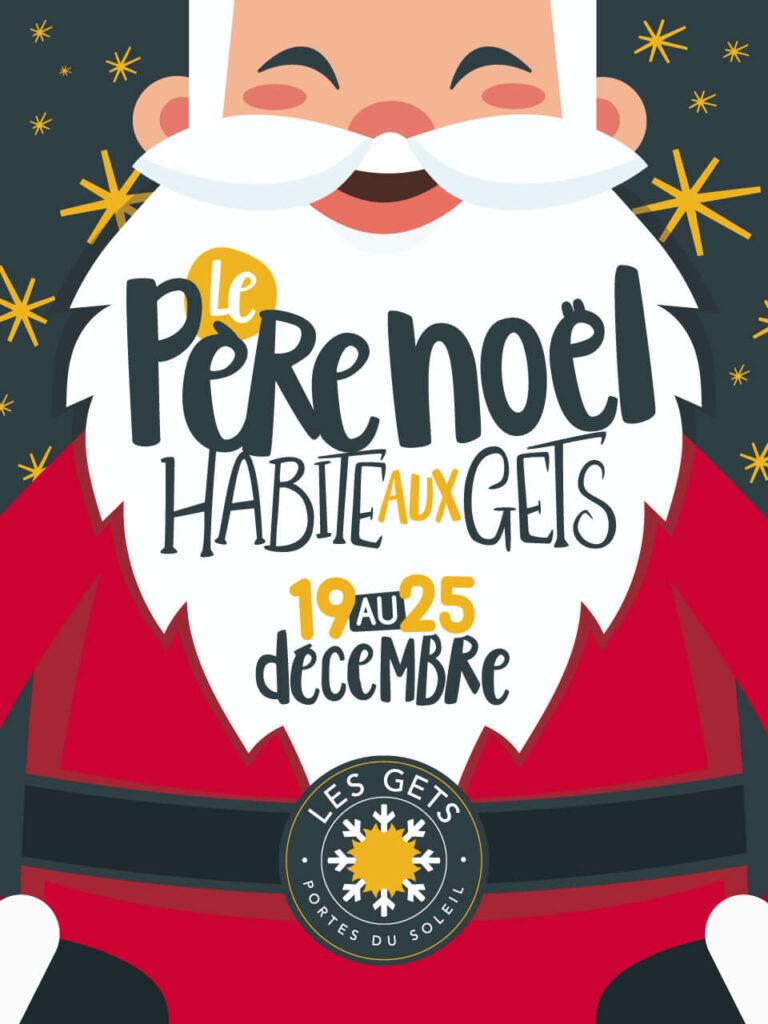 Ou Vit Le Pere Noel : Père, Noël, Habite, Animations, Hiver