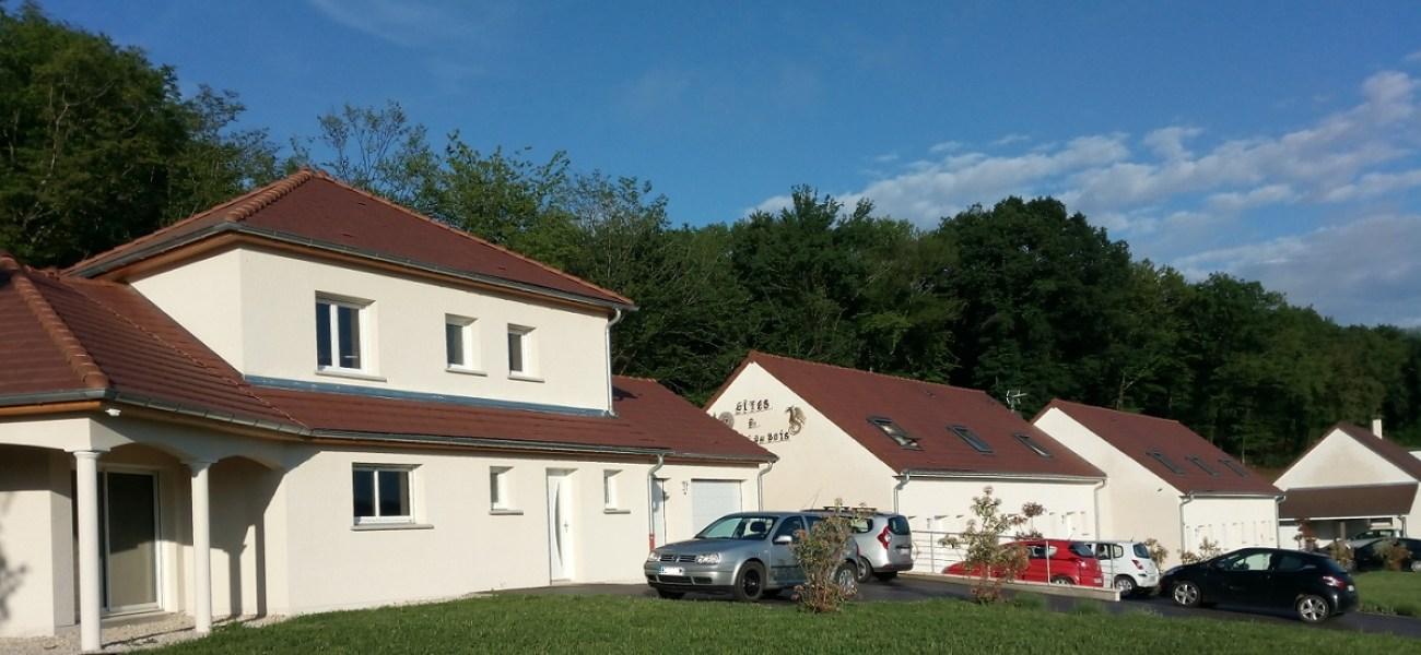 Gîtes Maison Jura