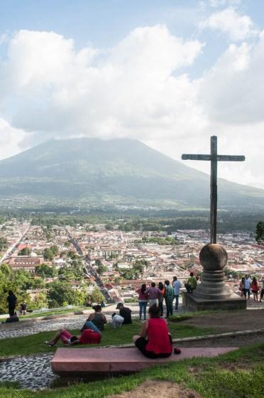 Panorama sur Antigua