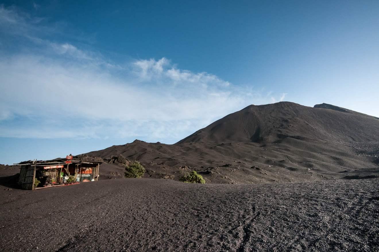 Volcan Pacaya Guatemala