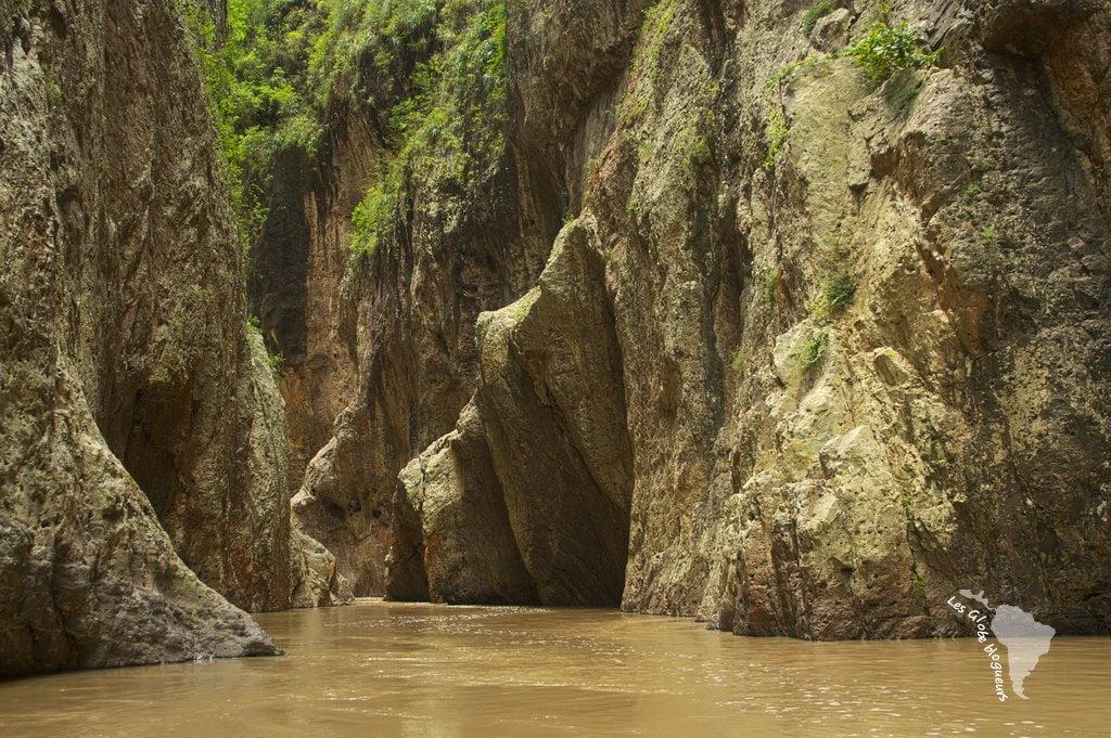 canyon de somoto près d'esteli