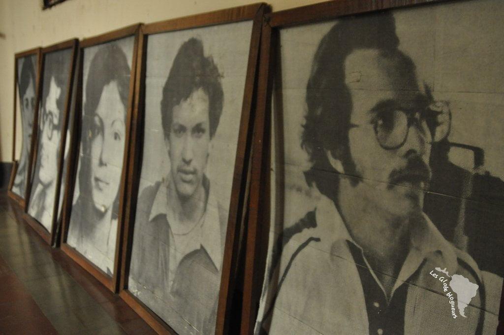 Portraits martyrs guerre civile