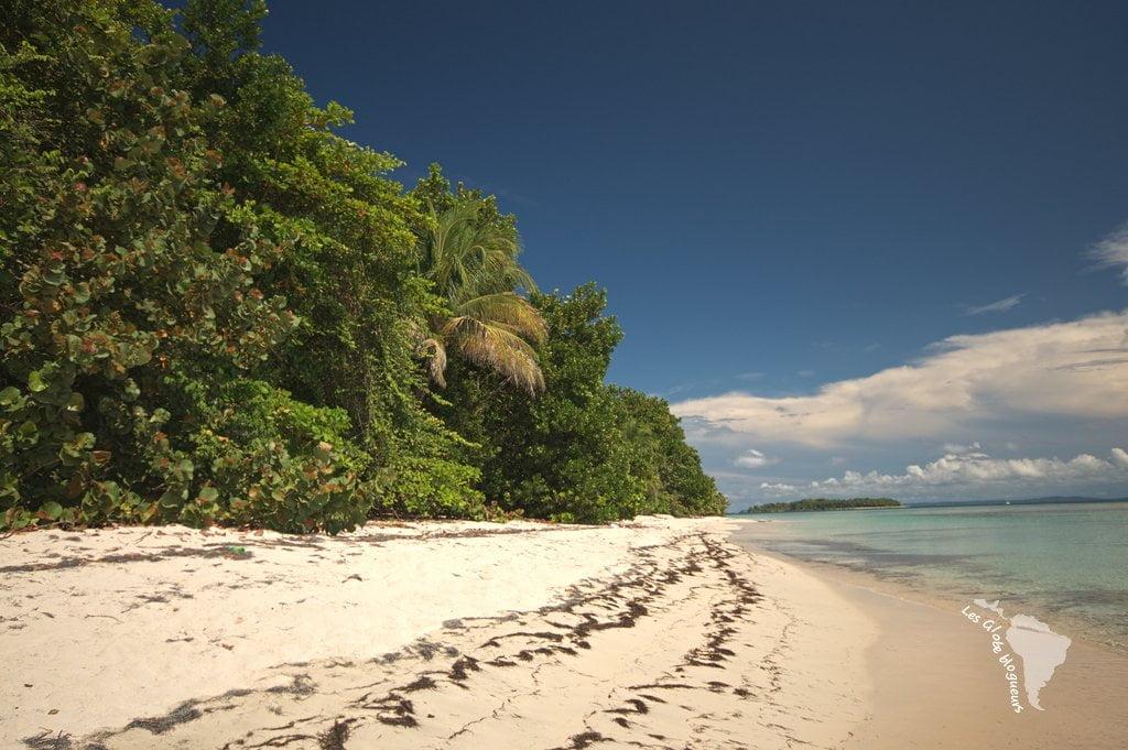 paradis plage île déserte