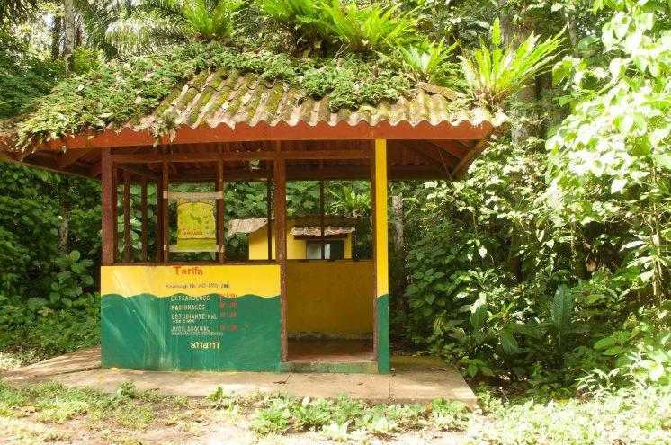 Parc de la soberania Panama