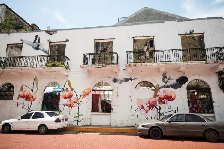 Quartier de Casco Viejo à Panama city