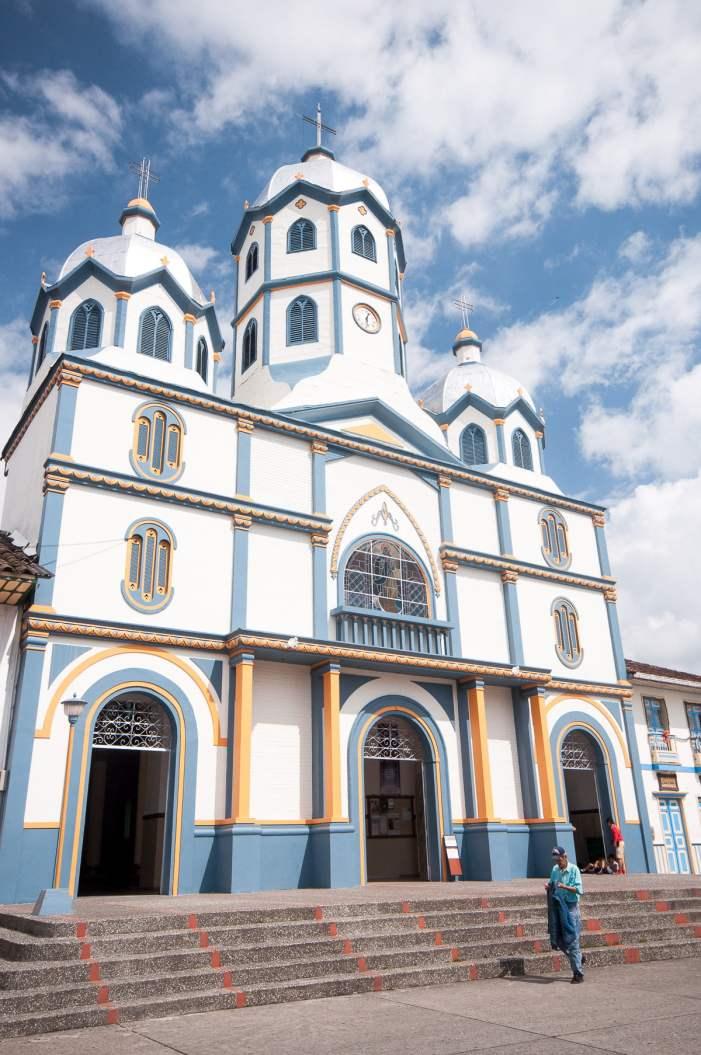 Cathédrale de Filandia