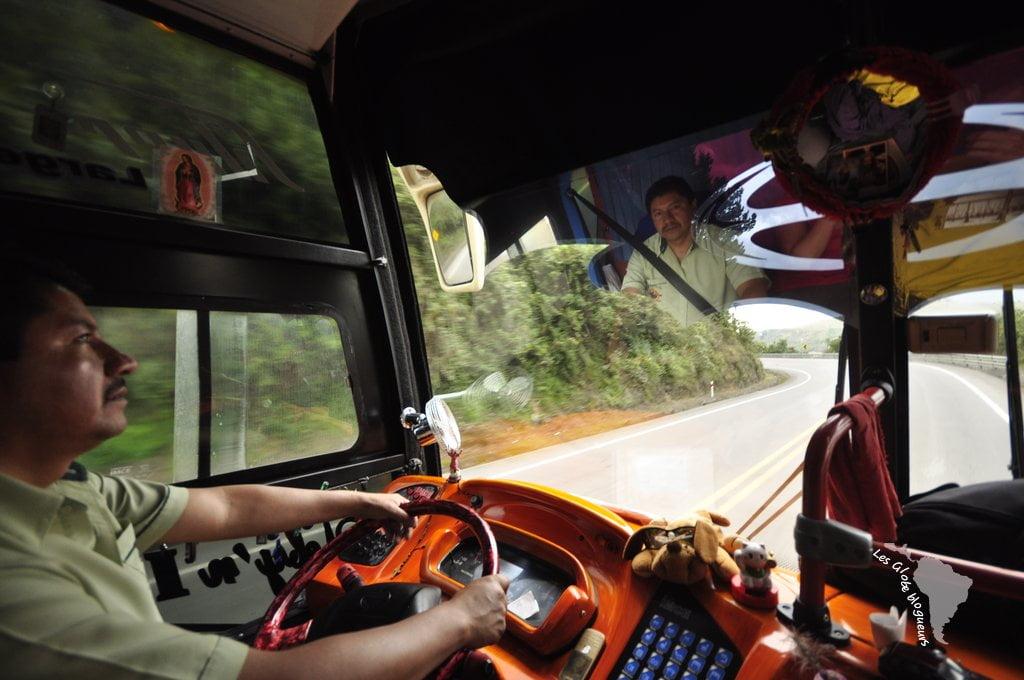 cabine bus équateur