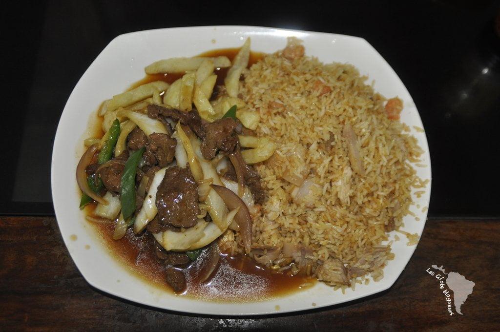 plat chinois équateur