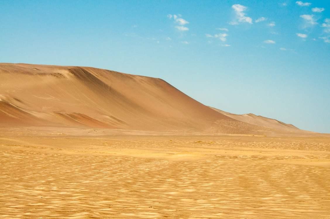 paracas désert