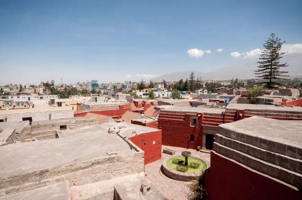 toites couvent arequipa