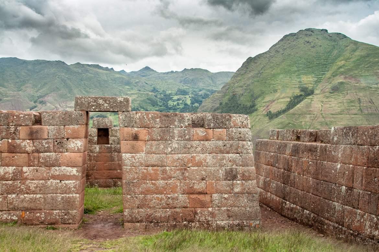 Ruines Pisaq, Pérou