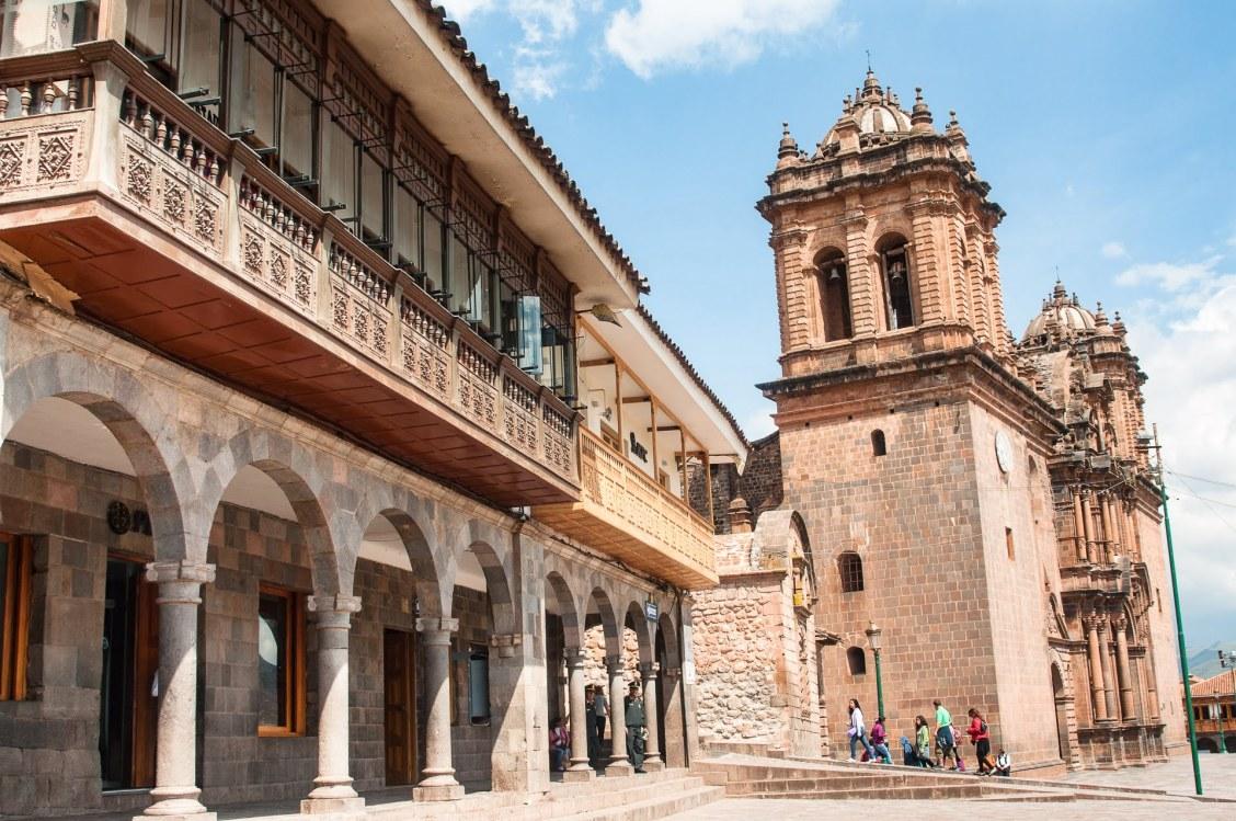 Cuzco balcons