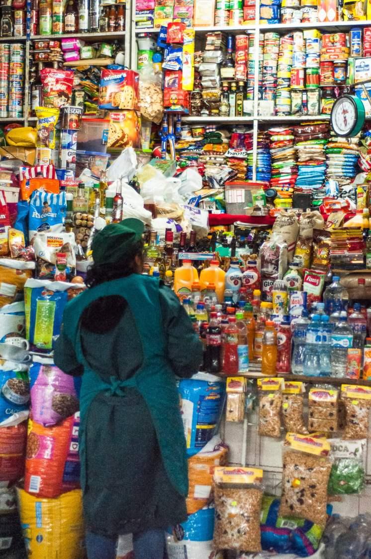 épicerie marché de cuzco péou