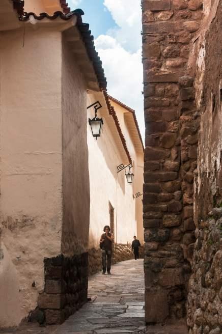 Les ruelles de Cusco