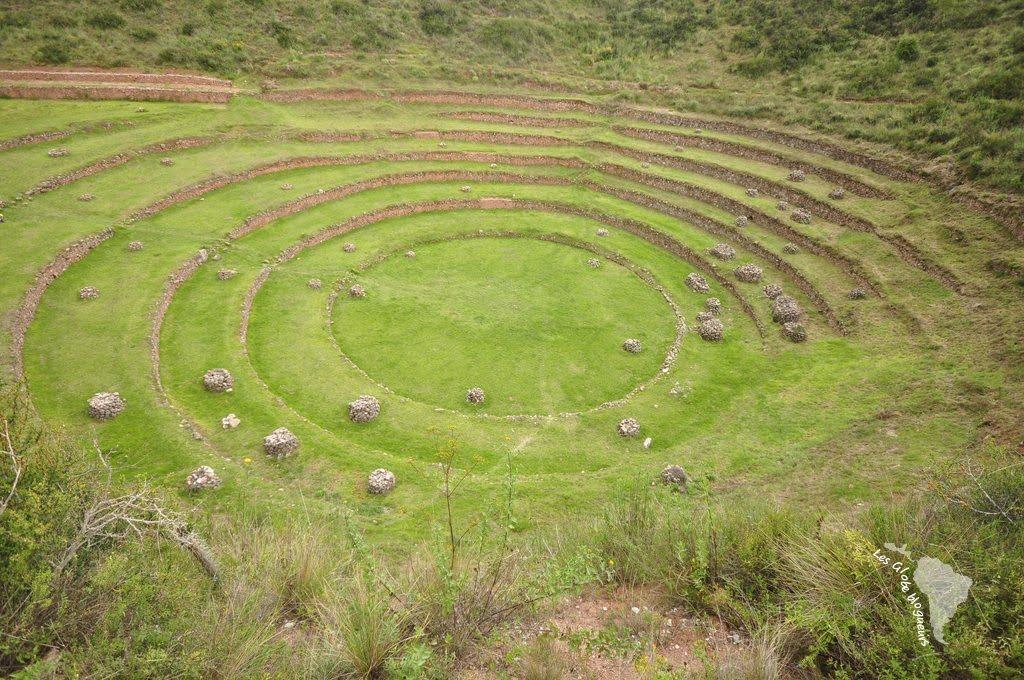 Terrasse, moray, incas, agronomie