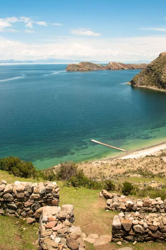 isla del sol lac titicaca muret