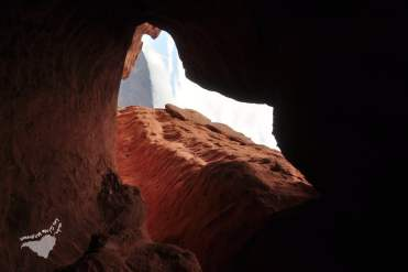 fenêtre géologique quebrada