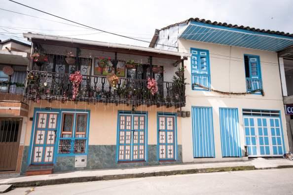 façades maisons filandia