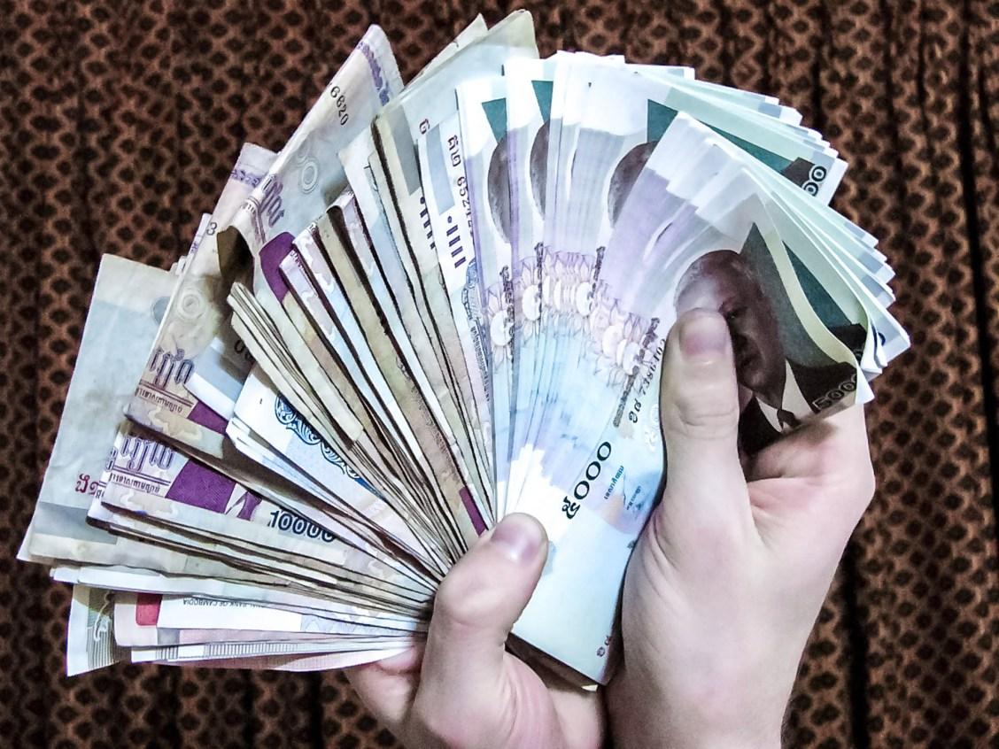 gérer son argent en voyage