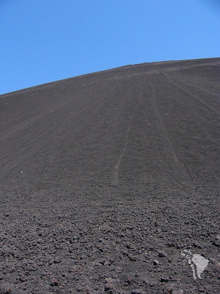 Cerro Negro (Nicaragua), surf sur volcan