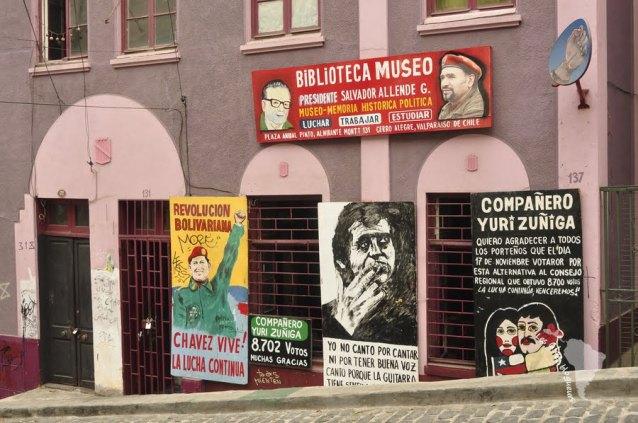 Valparaiso - Musée insolite