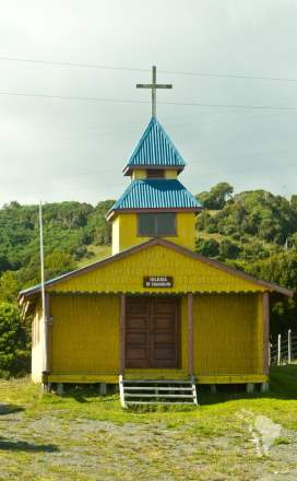 église chanquin chiloé
