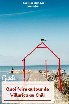 Guide de ce qu'il y a à faire autour de Villarica au Chili