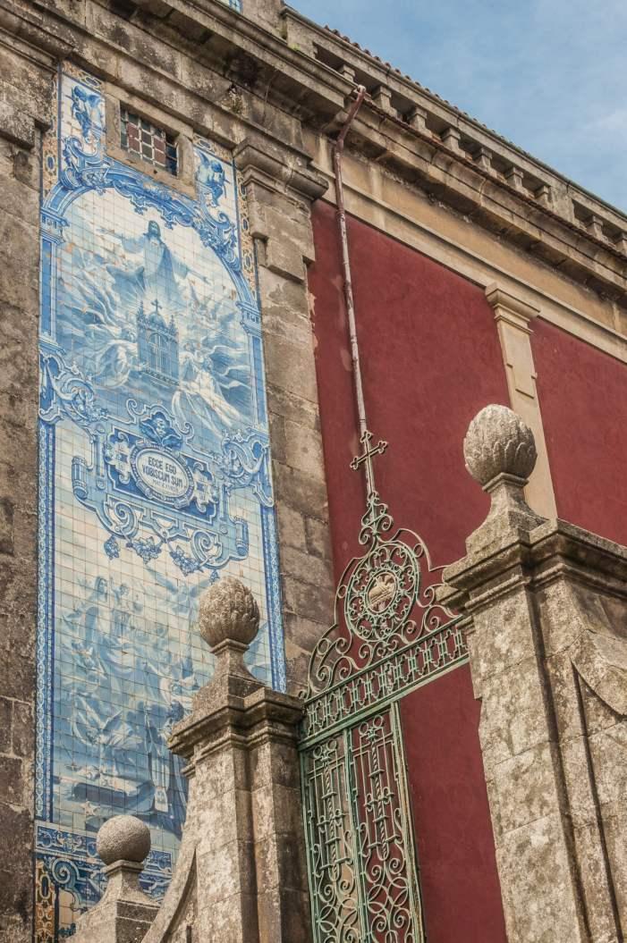 façade d'église