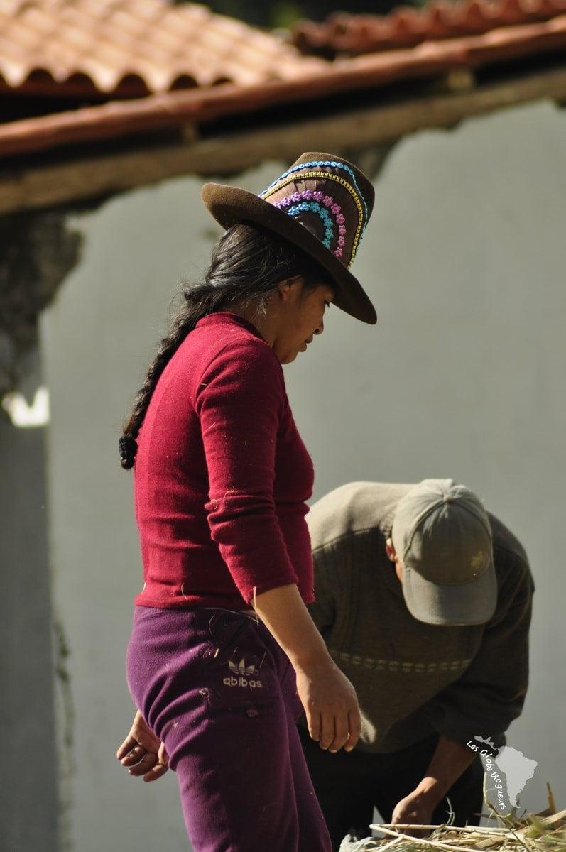 huaraz chapeau