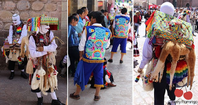 fête des croix cusco