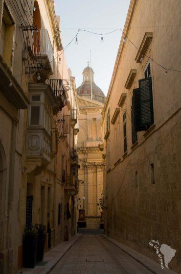Ruelle de Vittoriosa malte