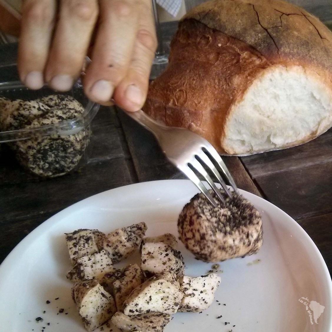 fromage brebis poivre malte gozo