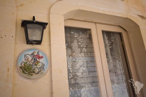 effigie saint religion malte