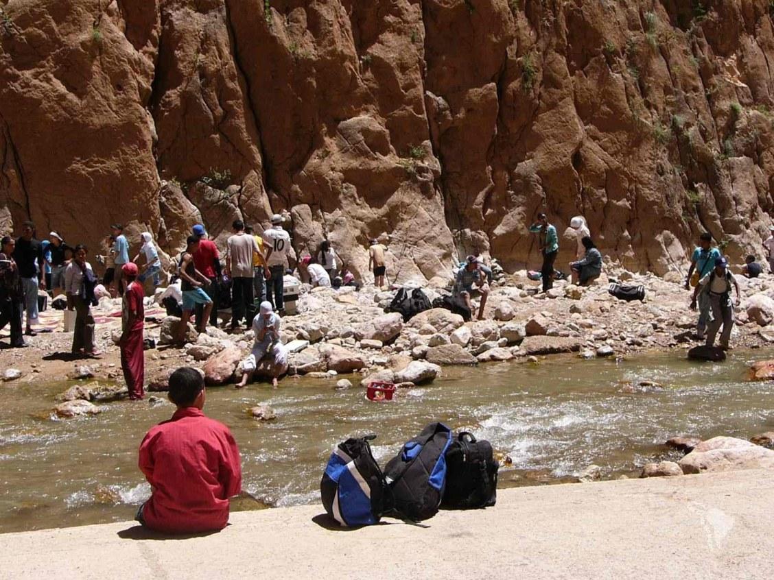 Gorges du todhra maroc