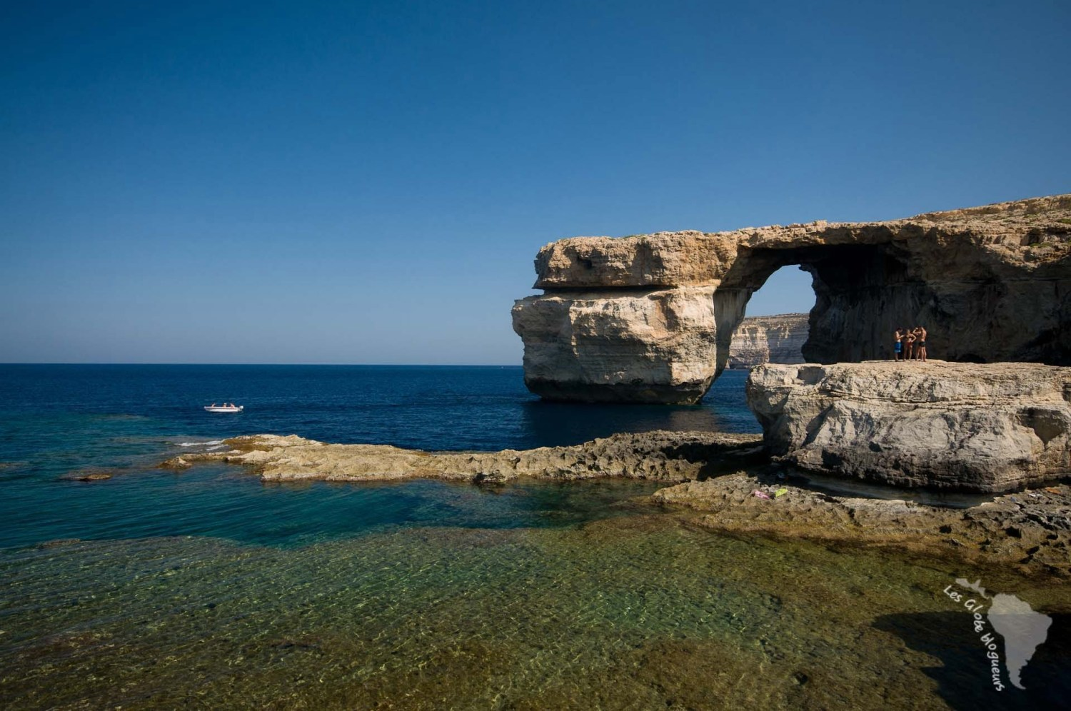 plage azur window gozo