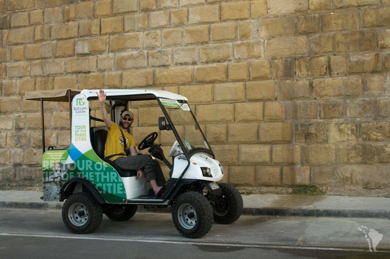 voiture électrique malte trois cités