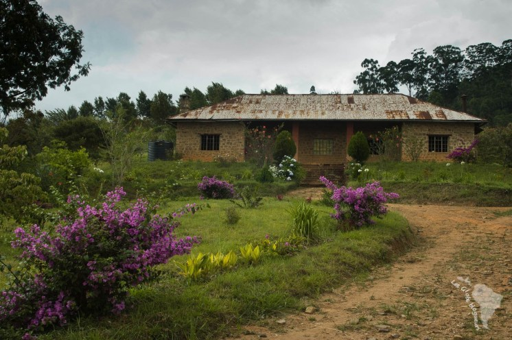 Maison campagne tanzanienne