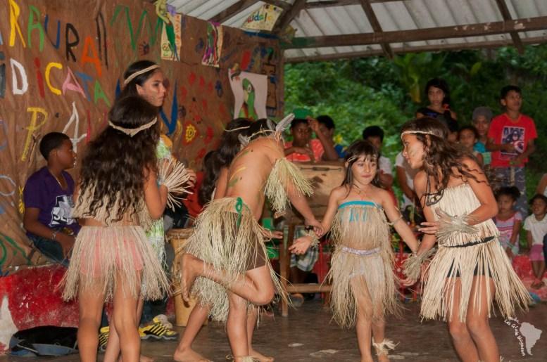 Une autre danse colombienne