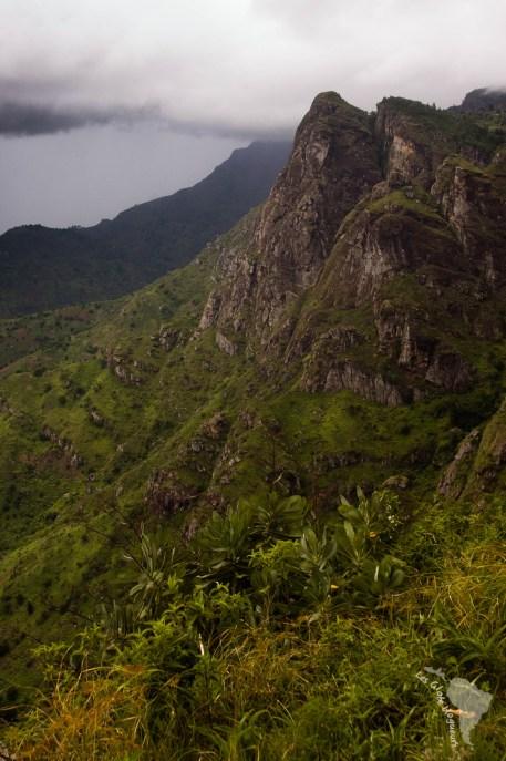 les reliefs impressionnants des monts Usumbara