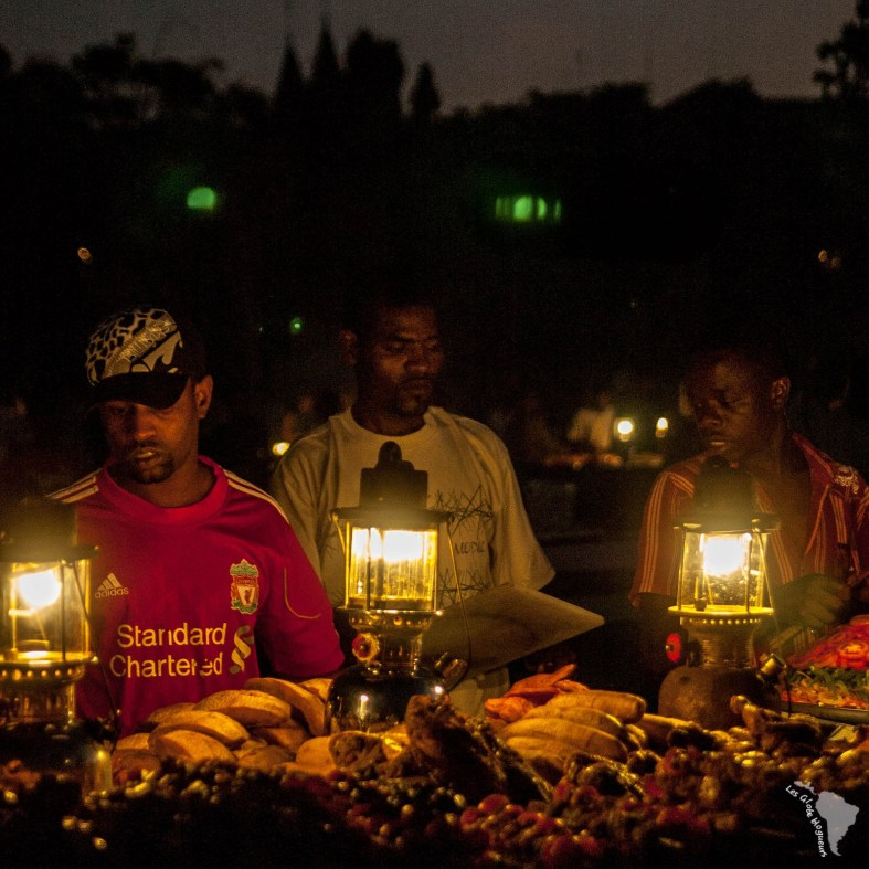 marché nocturne de forodhani garden