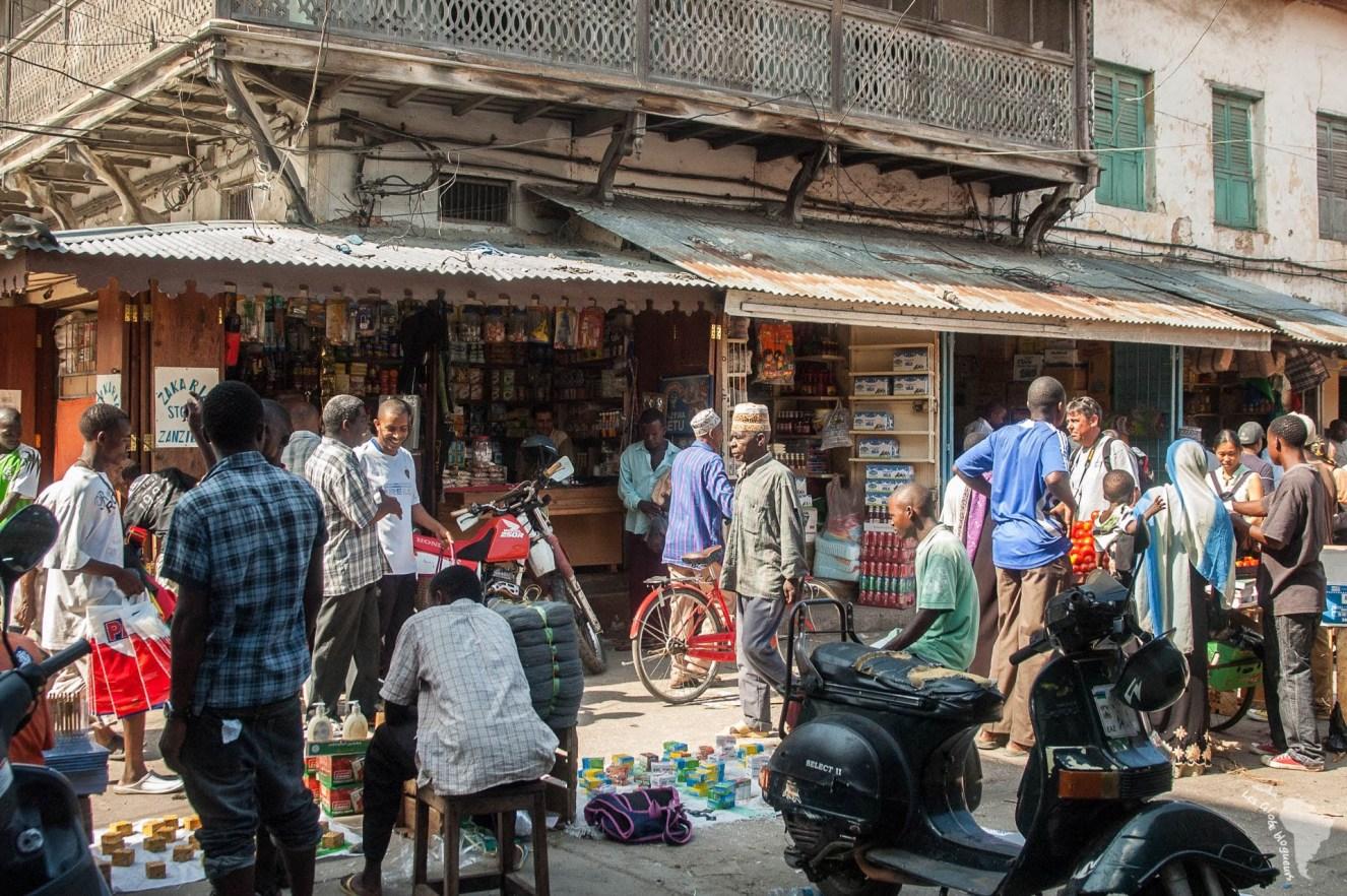 Darajani, un immense bazar à ciel ouvert
