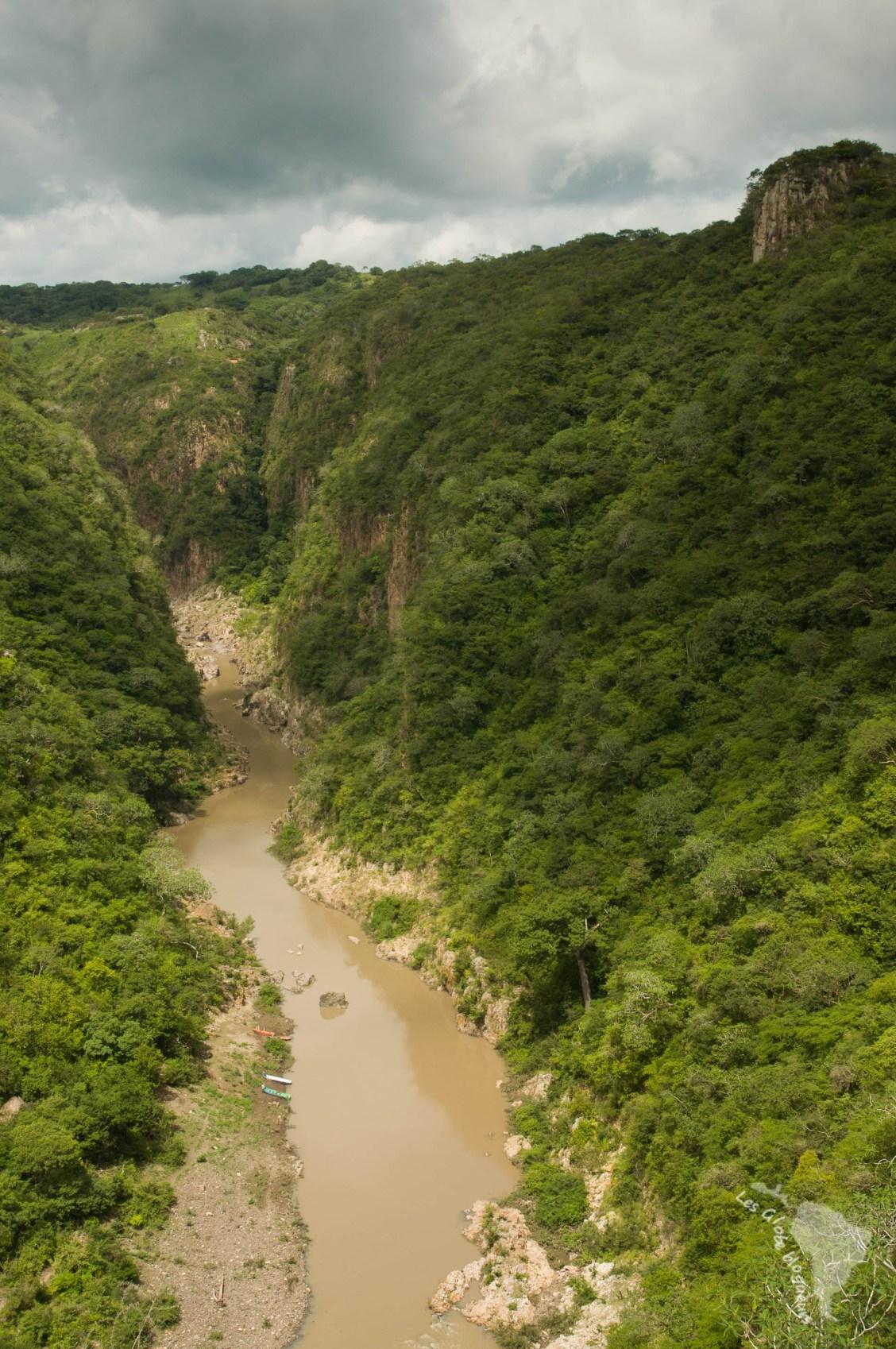 Paysages nicaragua Canyon somoto