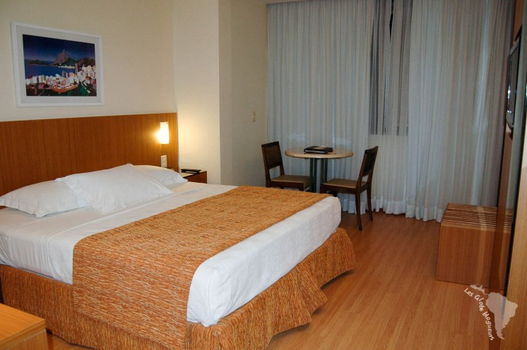 Chambre individuelle mis à ma disposition à Copacabana