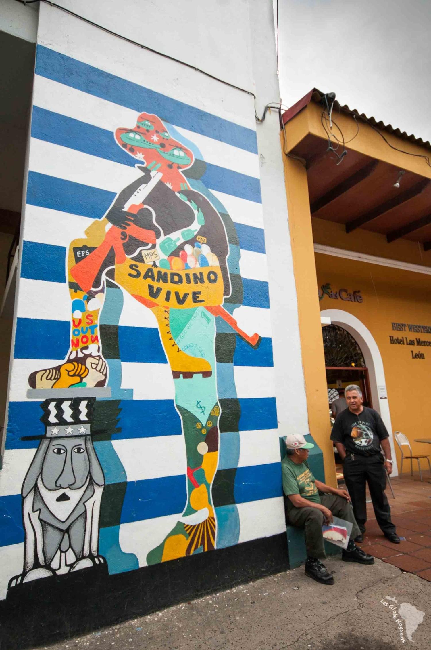 Murale Oncle Sam