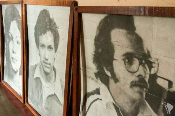 Portrait de martyrs