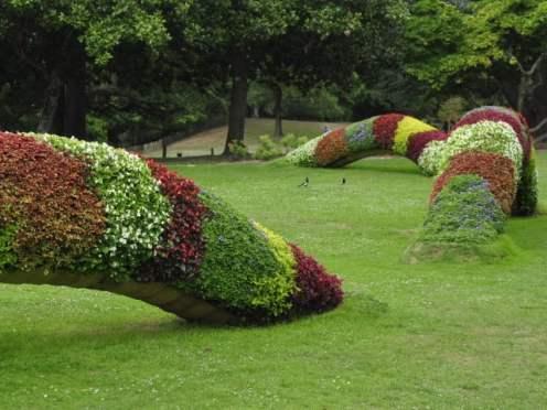 Le voyage nantes 2016 l 39 art de se r approprier la ville for Jardin des plantes nantes 2016