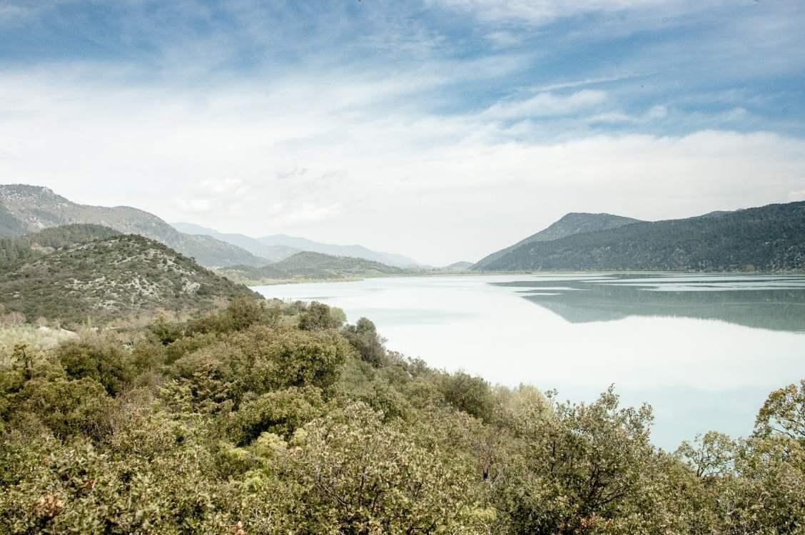 La tranquilité du lac d'Egirdir
