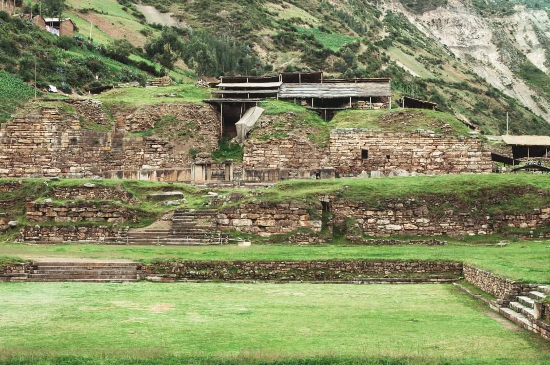 plus beaux sites archéologiques du Pérou - chavin de huantar